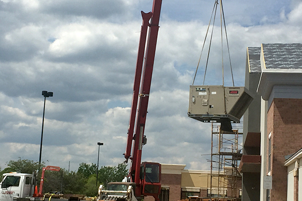 Allstate Crane HVAC Services